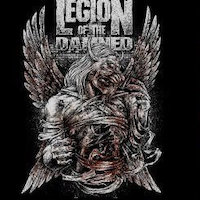 Legion of the damned - Mountain Wolves Under A Crescent Moon
