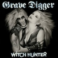 Grave Digger - Witch Hunter [re-release]
