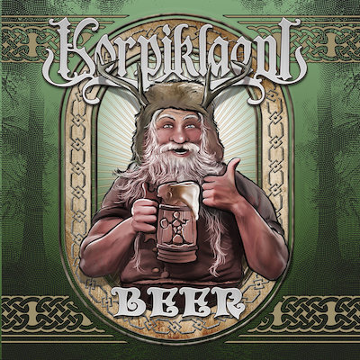 Korpiklaani - Beer Beer [Ft. Christopher Bowes]