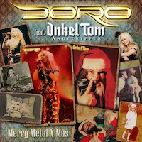 Doro - Merry Metal Xmas (feat. Onkel Tom Angelripper)