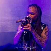 Amorphis, Leprous & The Man-Eating Tree @ Dynamo, Eindhoven