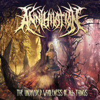 Annihilation - Universal Dismal Collapse