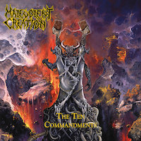 Malevolent Creation - Remnants Of Withered Decay [remastered]