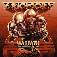 Ektomorf - Warpath (Live And Life On The Road)