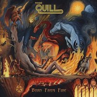 The Quill - Stone Believer