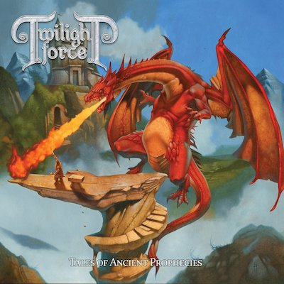 Twilight Force - The Power Of The Ancient Force