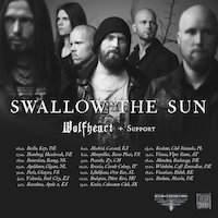 Swallow the Sun in de Gigant