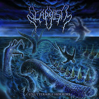 Scaphism - Vaults Of Pestilence
