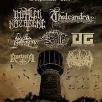 Line up Black/Doom metal festival Solarfall 2016 rond