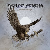 Grand Magus - Forged In Iron - Crowned In Steel