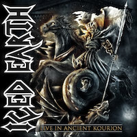 Iced Earth - Live In Ancient Kourion 2CD