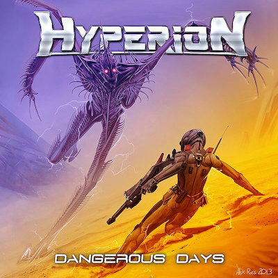 Hyperion - Ground And Pound