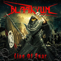 Blaakyum - Line Of Fear