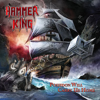 Hammer King - The King Is A Deadly Machine
