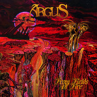 Argus - You Are The Curse