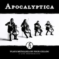 Apocalyptica - For Whom The Bell Tolls [live]