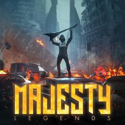 Majesty - Burn The Bridges