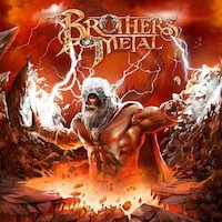 Brothers Of Metal - Fire, Blood And Steel