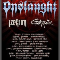 Onslaught The Full Force Tour