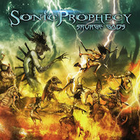 Sonic Prophecy - Unholy Blood