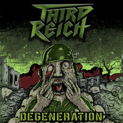 Third Reich - War Reigns
