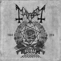 Mayhem - Psywar (Vinyl Single)