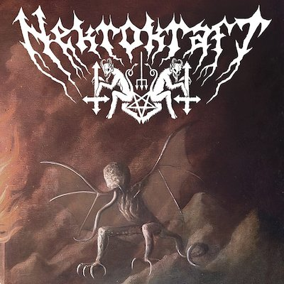 Nekrokraft - Mouth Ov Ahriman