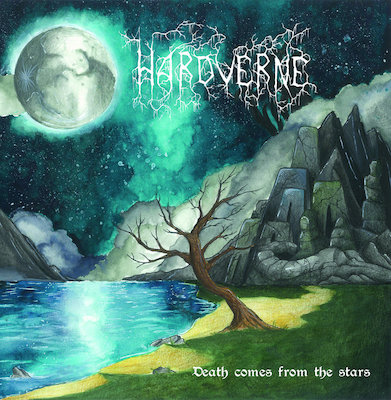 Hardverne - Death Comes From The Stars