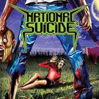 National Suicide - Take Me To The Dive Bar