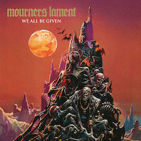 Mourners Lament - As Solemn Pain Profaned