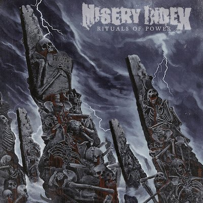 Misery Index - The Choir Invisible