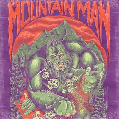 The Mountain Man - Bloodlust