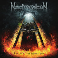 Necronomicon - Advent Of The Human God (the Heart Of Darkness)