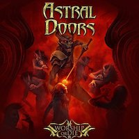 Astral Doors - Night Of The Hunter