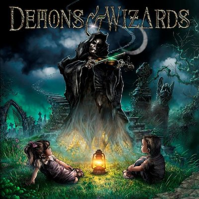 Demons & Wizards – Heaven Denies