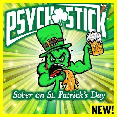 Psychostick - Sober On Saint Patrick's Day