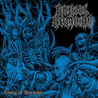 Burial Remains - Crucifixion Of The Vanquished