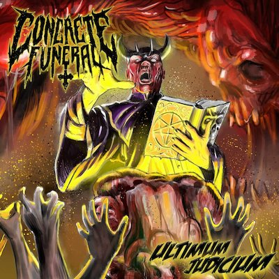 Concrete Funeral - Carnival Of Contradictions