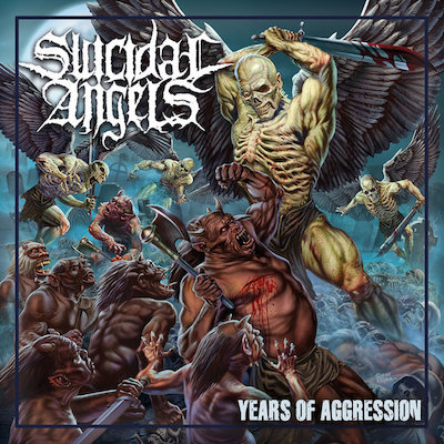 Suicidal Angels - Born Of Hate