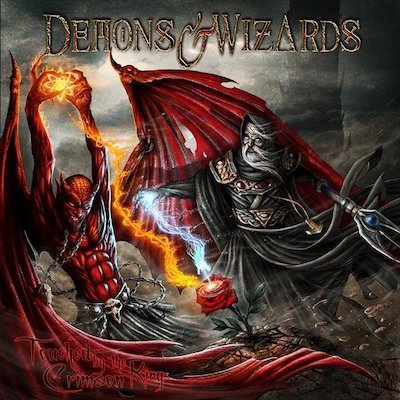 Demons & Wizards - The Gunslinger