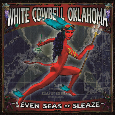 White Cowbell Oklahoma - Harder Come, Harder Fall