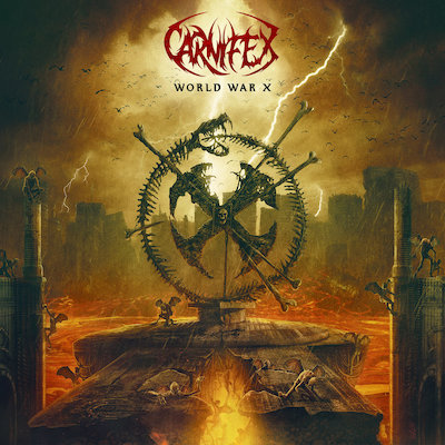Carnifex - No Light Shall Save Us [Ft. Alissa White-Gluz]