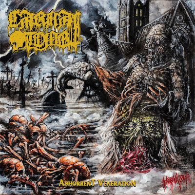 Carnal Tomb - Amid The Graves