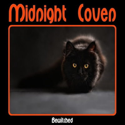Midnight Coven - Blood On The Wall