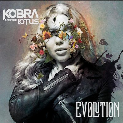 Kobra And The Lotus - Burn!