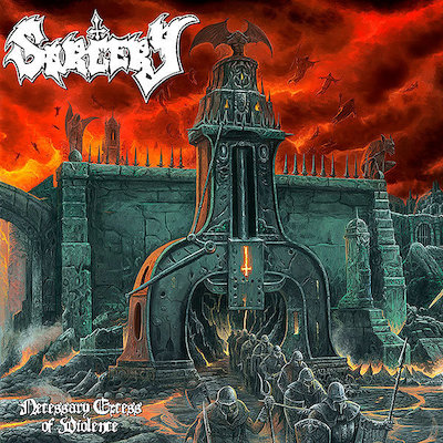 Sorcery - Death Is Near