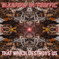 Sleeping In Traffic - (√-π)÷0=1 (The Equation)