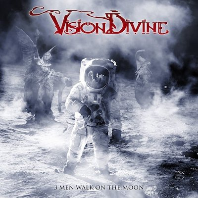 Vision Divine - 3 Men Walk On The Moon