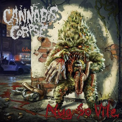 Cannabis Corpse - Cylinders Of Madness