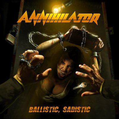 Annihilator - I Am Warfare